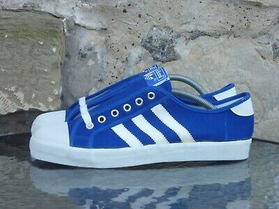 Deadstock Vintage Adidas Adria UK 9.5 Made In Taiwan 70s 80s OG Pumps Rare