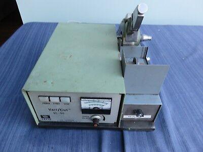 Leco Corp. 800-900 Varicut Vc-50 Diamond Saw Working