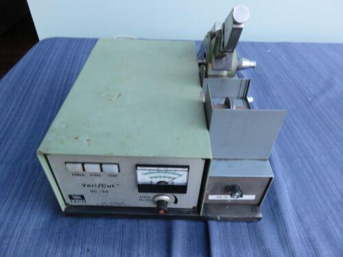 LECO CORP. 800-900 VARI/CUT VC-50 DIAMOND SAW working
