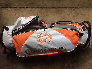 Thompson Reuters Stand/Carry Bag Dee Why Manly Area Preview