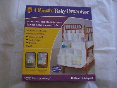 DEX Ultimate Baby Organizer. (Dex Organizer)