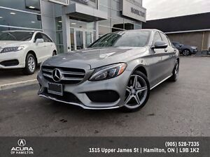 2015 Mercedes-Benz C-Class Premium package! AMG package!