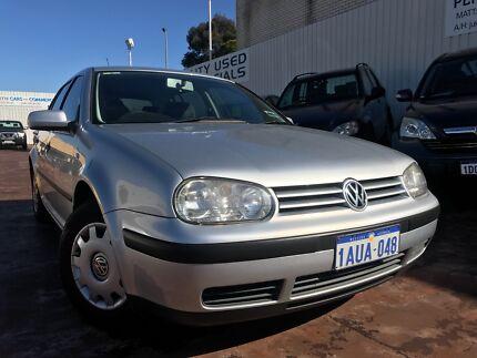 2000 Volkswagen Golf Hatch MANUAL East Victoria Park Victoria Park Area Preview
