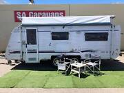 2011 SUPREME EXCECUTIVE 1760 with AIR COND. and ANNEX WALLS Klemzig Port Adelaide Area Preview