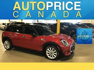2016 Mini Clubman Cooper S 'S'|PANOROOF|LEATHER
