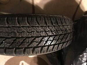 Good year winter tires new p 195 65 r 15