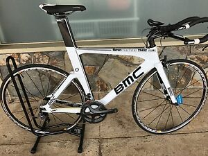 BMC TM02 time trial road racing bicycle Cairns Cairns City Preview