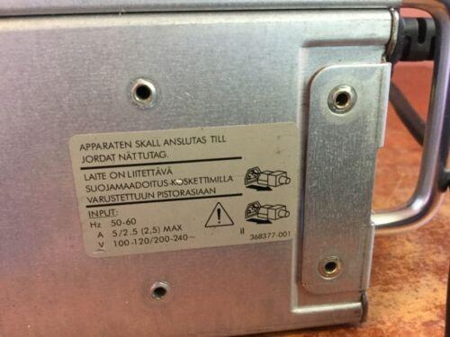 335921-B21 HP StorageWorks 20 MSA20 12 Bay SATA Hard Drive Array 5xCaddy