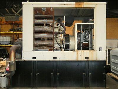 260kw Detroitkohler Diesel Standby Generator