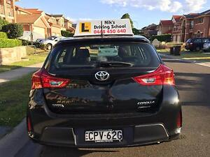 Nik's Driving School Kellyville The Hills District Preview