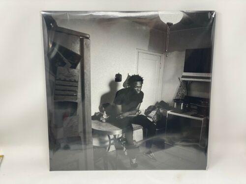 SABA - CARE FOR ME LP VINYL LIMITED EDITION - GREY COLOR
