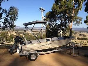 Fishing Boat Benalla Area Preview