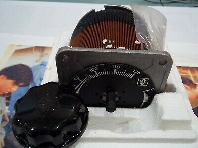 Superior Electric Q117u Powerstat Variable Transformer Nib