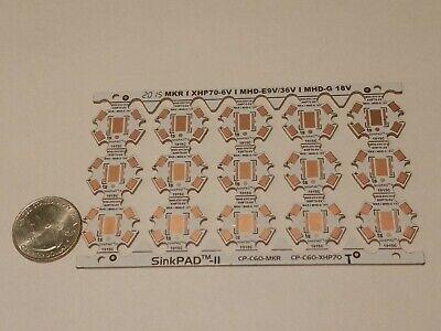 15 Star 2015 Xhp70-6v Mhd-e9v36v Mhd-g 18v 1915c Sinkpad-ii 21mm Copper