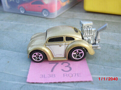 hot wheels vw beetle