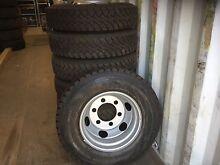 Isuzu NPS 300 4x4 wheels and tyres Renmark North Renmark Paringa Preview