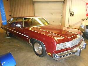 1976 Chevrolet Caprice Classic V8 Sedan Wangara Wanneroo Area Preview
