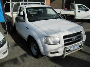 2008 FORD RANGER TRAY BACK TURBO DIESEL Bedford Bayswater Area Preview