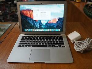 "Apple Macbook Air 13"" Mid 2014 i5, 4GB RAM, 256GB SSD Prahran Stonnington Area Preview"