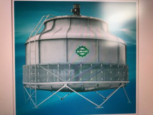 cooling tower 600 ton