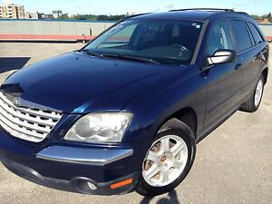 2005 Chrysler Pacifica 166000 KMS Certy &E.Test$2450
