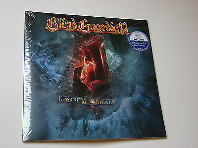BLIND GUARDIAN BEYOND THE RED MIRROR DOUBLE BLUE VINYL LTD 200  NEW & SEALED