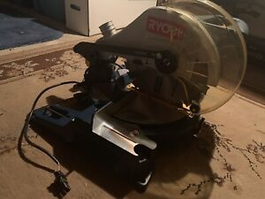 """10"""" Miter Saw with laser"""