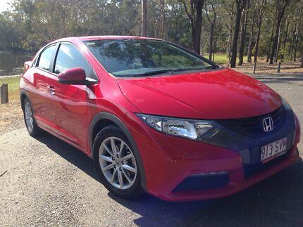 Honda Civic hatchback VTI-S Kallangur Pine Rivers Area Preview