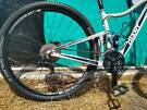 Giant Anthem XW Small Dual Suspension Bicycle