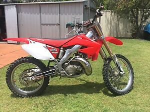 2004 Honda Cr250 Toronto Lake Macquarie Area Preview
