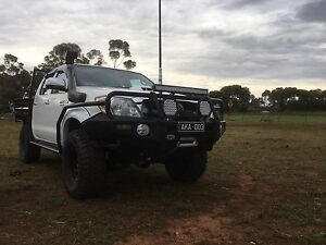 2007 Toyota hilux sr5 turbo diesel manual Hoppers Crossing Wyndham Area Preview