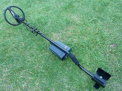 Minelab Muskateer Advantage metal detector - Excellent condition