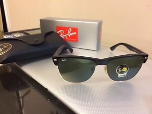BRAND NEW Ray Ban ClubMaster Sunglasses AUTHENTIC