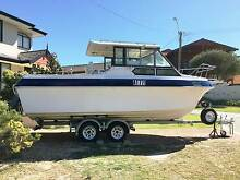 7m Pacemaker with Yamaha outboard. Hillarys Joondalup Area Preview