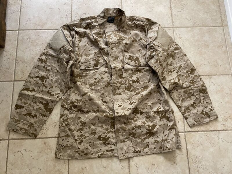 Beyond AOR1 Level 9 All-Weather BDU Top X-LARGE/REGULAR Crye Tactical Military