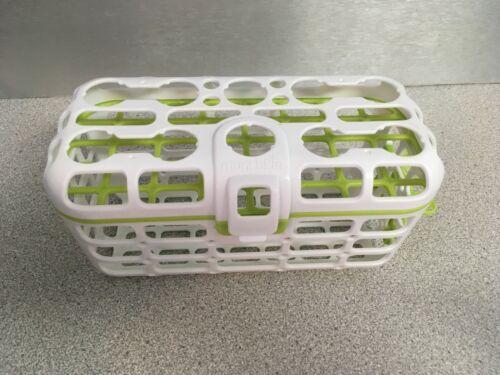 EUC MUNCHKIN Green & White Dishwasher Basket
