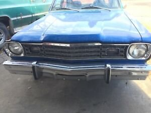 1974 Plymouth valiant - Slant 6 / six PART OUT / TRADE