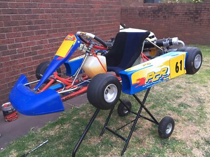 100cc go kart Greenvale Hume Area Preview
