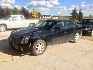 2005 Cadillac CTS needs TLC