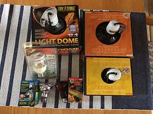 Lamps with bulbs-- BRAND NEW