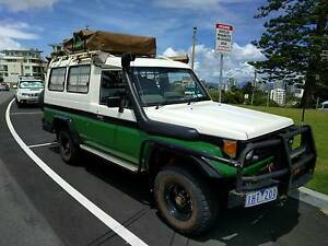 LandCruiser Troopcarrier Expedition Vehicle Melbourne CBD Melbourne City Preview