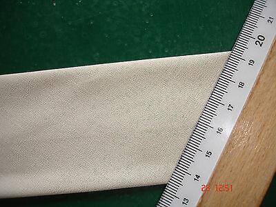 5 Meter Band 0,30€/m Farbe beige für Träger, Gürtel, Taschenhenkel