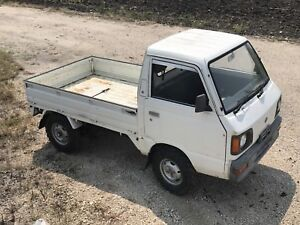 1989 Subaru Sambar Mini Truck for parts