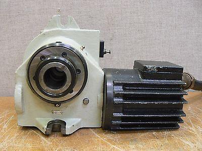 Yuasa Udx-5ca-01 5c Pneumatic Air Rotary Indexer