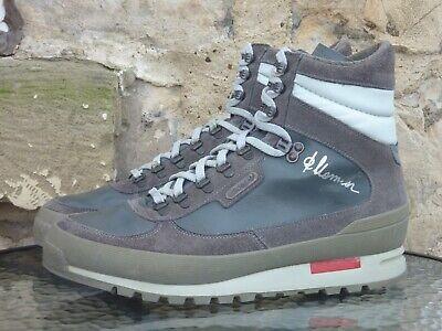 Vintage 1980s Adidas Reinhold Messner Trekking Boots UK 11.5 OG 80s Winter 70s