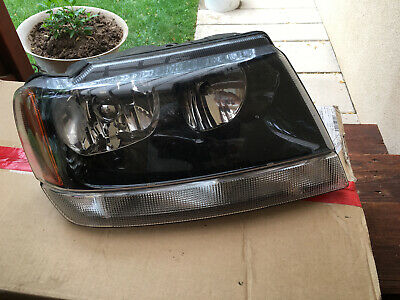 1999 2000 2001 2002 2003 2004 Jeep Grand Cherokee  right Head Light