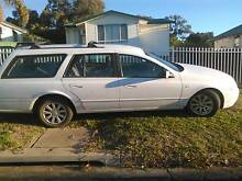 2003 Ford Falcon Wagon Muswellbrook Muswellbrook Area Preview