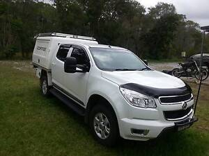 2016 Holden Colorado LSX Dualcab Auto 4wd Ute w/ Business include Toowoomba Toowoomba City Preview