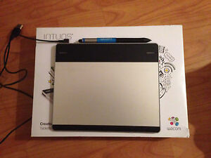 NEW Intuos Creative Pen & Touch Tablet