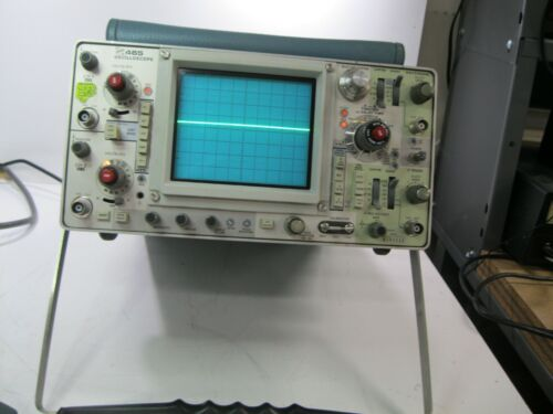 Tektronics 465 Oscilloscope